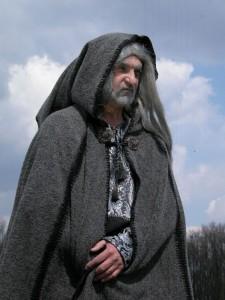 Pearsons Renaissance Shoppe Wool Cloak