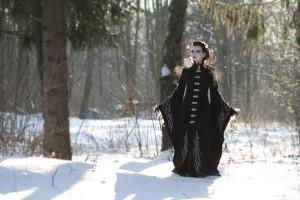 LARP Winter Cloak